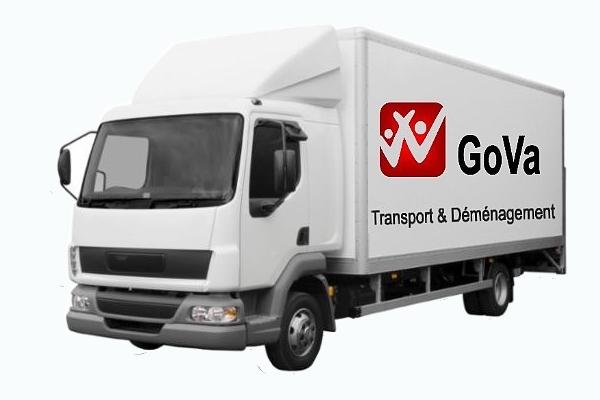 Déménagement Société de déménagement GOVA