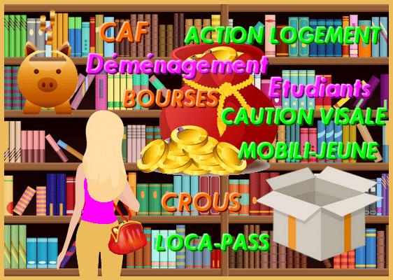 Aides Au Demenagement Etudiant La Liste Complete Allodemenageur